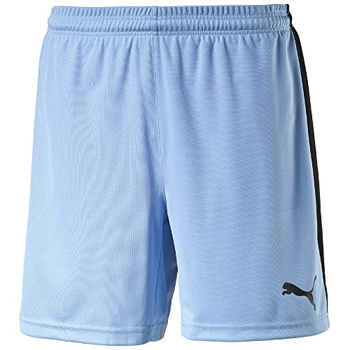 Puma Pitch Shorts WithInnerbrie - team pearl blue-black, Größe:116