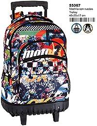 Montichelvo Montichelvo Trolley MT GP Clinch Bolso de Viaje, 46 cm, (Multicolour)