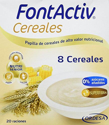 Fontactiv 8 Suplemento Nutricional 600 gr
