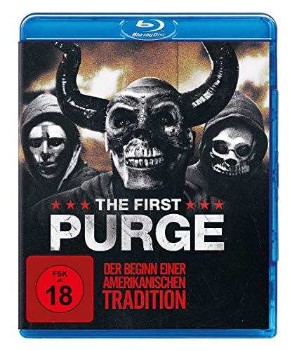 (The First Purge [Blu-ray])