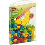 Quercetti 13/4194 Fanta Color Junior - Juego para decorar cartones con botones de colores