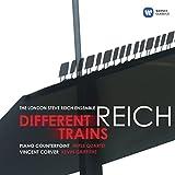 #2: Steve Reich: Different Trains; Piano Counterpoint; Triple Quartet