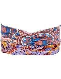 Maaji - Bandeau cheveux imprimé beach turban