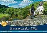 Bäche, Flüsse, Seen - Wasser in der Eifel (Tischkalender 2020 DIN A5 quer): Ein Landschaftskalender mit einer jahreszeitlichen Auswahl von Bächen, ... (Monatskalender, 14 Seiten ) (CALVENDO Natur) -