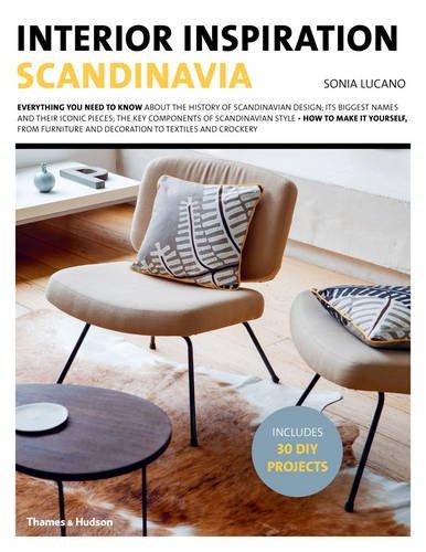 Interior Inspiration: Scandinavia por Sonia Lucano