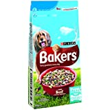 Bakers Complete Puppy and Junior with Tasty Beef and Country Vegetables Dog Food 5 kg
