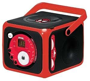 Lexibook Spiderman Boombox Radio Cassettes Lecteur CD