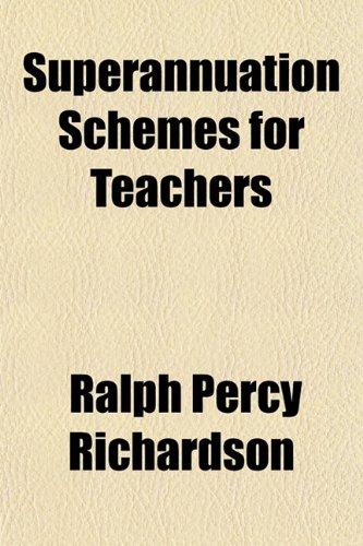 Superannuation Schemes for Teachers