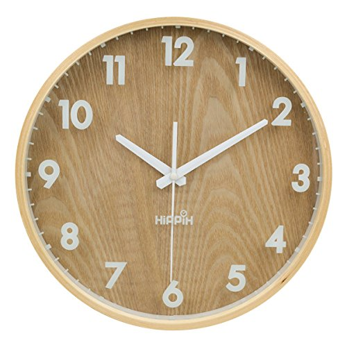 Wooden Clocks Amazon Co Uk