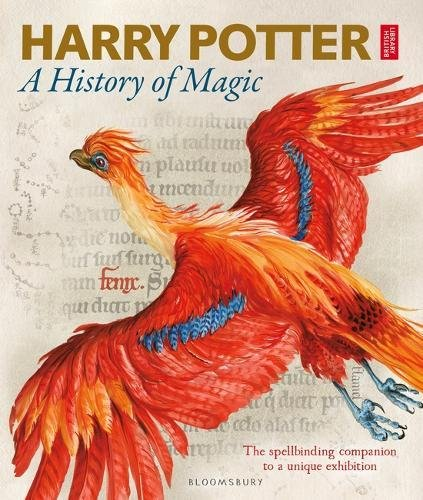 Preisvergleich Produktbild Harry Potter: A History of Magic: The Book of the Exhibition