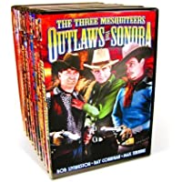 Three Mesquiteers: Ultimate Collection - Volume 1 by Bob Livingston