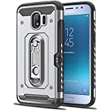 Samsung Galaxy J2 Pro 2018 Case, Danallc Scratch Resistant Shockproof Cover Defender Cover Case Case Compatible With Samsung Galaxy J2 Pro 2018