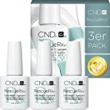 CND Shellac UV/LED Power Polish, Rescue RXX 15 ml, 3 Stück