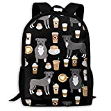Homebe Rucksäcke,Daypack,Schulrucksack Pitbull Halloween Costume Dog Adult Travel Backpack School Casual Daypack Oxford Outdoor Laptop Bag College Computer Shoulder Bags 11x17x6.3 Inch.