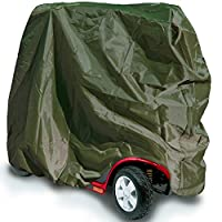 Large Mobility Scooter Cover heavy duty light weight & water resistant
