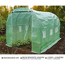 Amazon.fr : serre jardin - Vert
