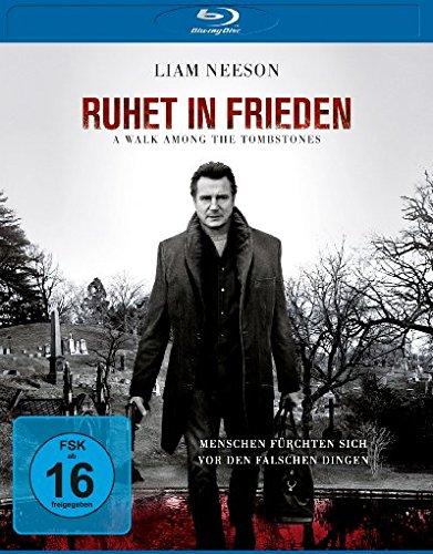 Ruhet in Frieden-a Walk Among the Tombstones Bd [Blu-ray] [Import anglais]