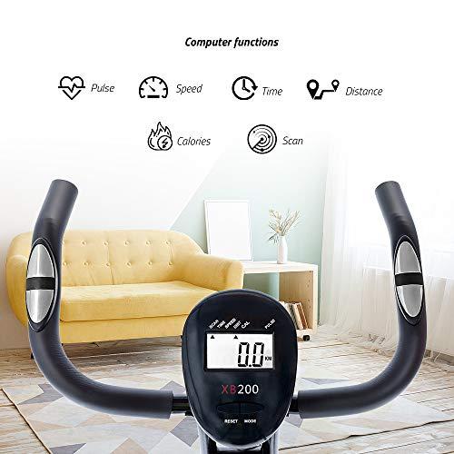 Zoom IMG-3 techfit xb200 bicicletta di fitness