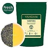 VAHDAM, tè nero primaverile dell'Himalaya Kangra occidentale - 120 tazze, 255gr - 100% di foglia di tè sfuso puro al 100%, proveniente direttamente dalla tenuta del tè Dharamsala Mann