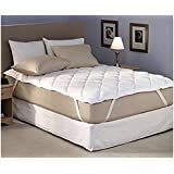 """Bedding King Home Care Waterproof Double Bed Mattress Protector King Size (Size: 72""""X78"""")"""