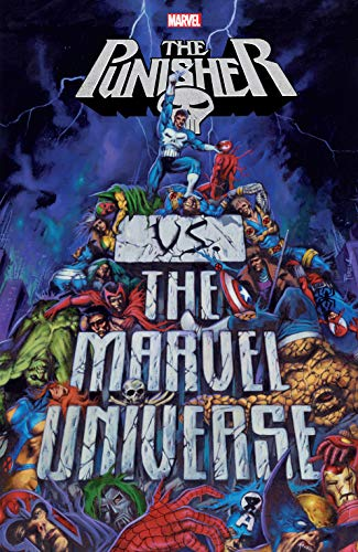 Punisher vs. The Marvel Universe (English Edition) eBook ...