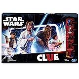 Hasbro Clue Game: Star Wars Edition