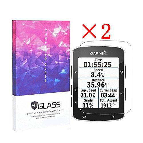 elecguru-garmin-edge-520-protezione-per-schermo-9h-25d-vetro-temperato-pellicola-salvaschermo-traspa