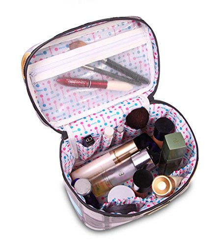 GBT Art und Weise der großen Kapazität kosmetischer Beutel Red