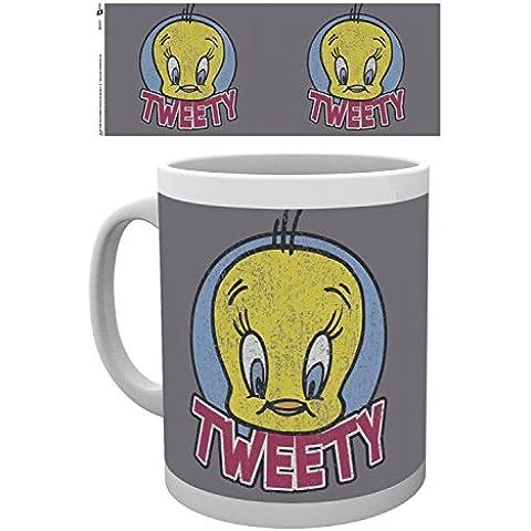 Set: Titti, Vintage Tazza Da Caffè Mug (9x8 cm) E 1 Sticker Sorpresa 1art1®