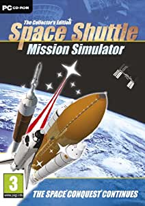 Space Shuttle Mission Simulator - Collectors Edition (PC CD)