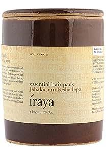 Iraya Jabakusum Kesha Lepa (Essential Hair Pack), 50 GR