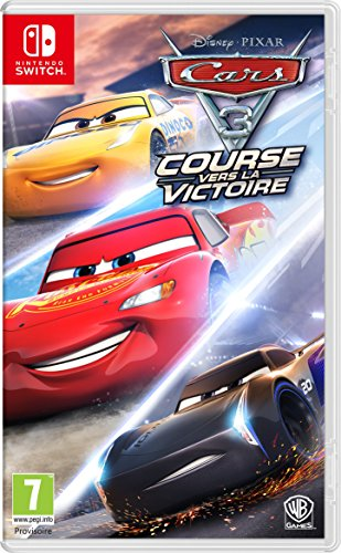 Cars 3 Course Vers La Victoire Switch