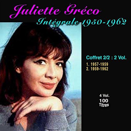 Juliette Gréco l'intégrale 195...