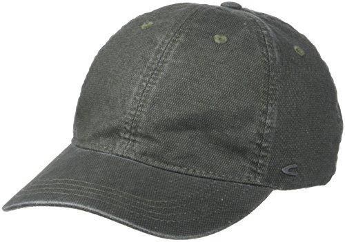 camel active Herren Baseball Cap 406110 7C11, Grün (Green 33), 100 (Herstellergröße: L)