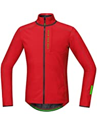GORE BIKE WEAR- Homme- Maillot de VTT- Thermique- manches longues- GORE Selected Fabrics- POWER TRAIL Thermo- SPOWET