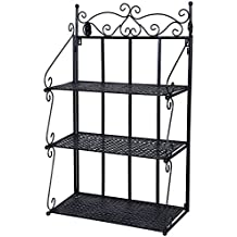 Amazon Fr Etagere Fer Forge