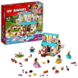 #10: Lego Stephanie's Lakeside House