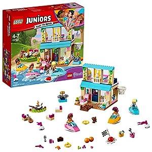 LEGO La Casa Sul Lago Di Stephanie Costruzioni Piccole Gioco Bambino Bambina 687 LEGO Juniors LEGO