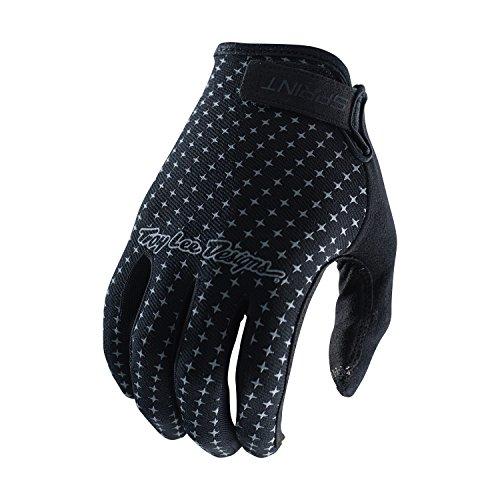 Troy Lee Designs Kids Handschuhe Sprint Schwarz Gr. XL (Designs Lee Troy Logo)