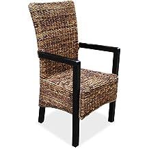 suchergebnis auf f r rattanst hle armlehne. Black Bedroom Furniture Sets. Home Design Ideas