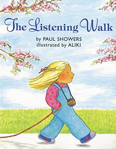The Listening Walk por Paul Showers