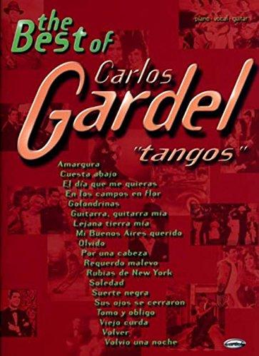 Leer Pdf The Best Of Carlos Gardel Tangos En Linea Kenrickalgernon