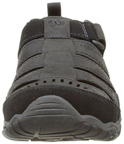 Merrell - Telluride Wrap - Sandale Plateforme - Homme Black