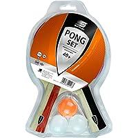 Sunflex Sport Unisex juego de tenis de mesa (Pong, Multicolour, M