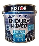 Histor Matt Endura white vorlack Acryl weiß 2,5