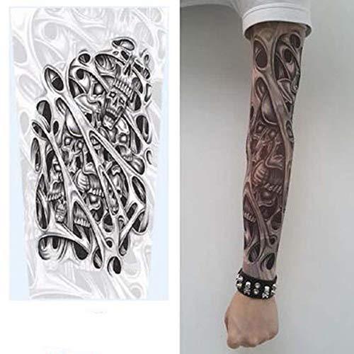 Junsi Haute qualité style old school faux faux slip on Tattoo bras manches TS131 nouvelles couleurs