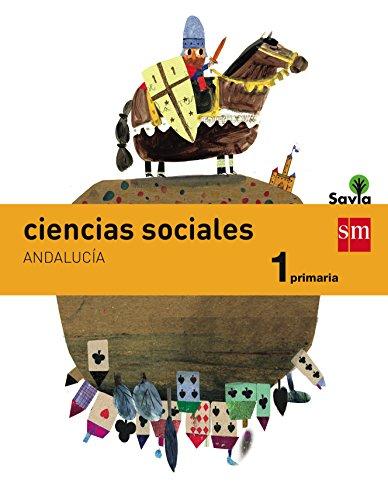 Ciencias sociales 1 primaria savia andalucía