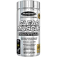 MuscleTech Clear Muscle, 168 Count