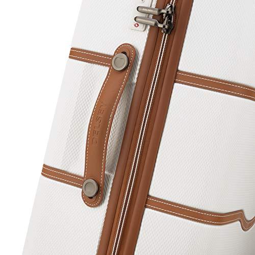 DELSEY PARIS CHATELET AIR Luxus Trolley / Koffer 67cm mit gratis Schuhbeutel und Wäschebeutel 4 Doppelrollen TSA Schloss - 7