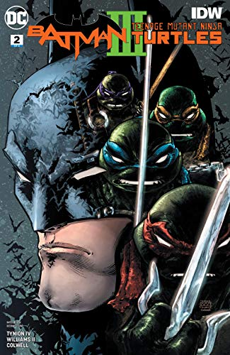 Batman/Teenage Mutant Ninja Turtles III (2019-) #2 (English ...